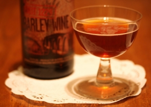 tipos de cerveza - cerveza ale - barley wine