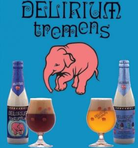 tipos de cerveza - cerveza belga - cervezas belgas - mejores cervezas belgas - cerveza belga marcas - delirium tremens - nocturna