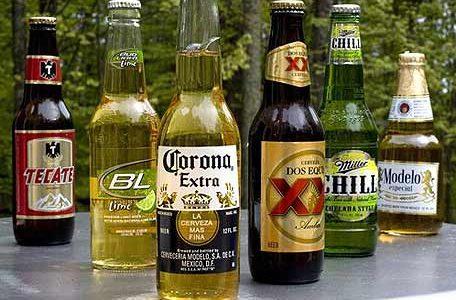 tipos de cerveza - cerveza mexicana