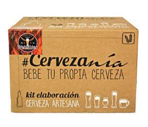 kit para hacer cerveza artesanal - kit iniciacion cerveza artesanal - donde comprar kit cerveza artesanal - Weissbier