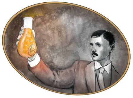 tipos de cerveza-historia de la cerveza- Niels Bohr