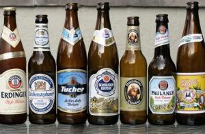 Tipos de cerveza - Weissbier
