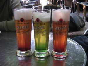 tipos de cerveza - cerveza alemana - cervezas alemanas - cervezas alemanas marcas - cerveza alemana marcas - Weißbier - Berliner Weisse