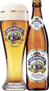 tipos de cerveza - cerveza alemana - cervezas alemanas - cervezas alemanas marcas - cerveza alemana marcas - Weißbier - KristallWeizen - Sanwald Kristall Weizen
