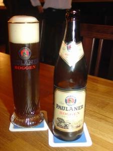 tipos de cerveza - cerveza alemana - cervezas alemanas - cervezas alemanas marcas - cerveza alemana marcas - Weißbier - Paulaner - Roggenbier