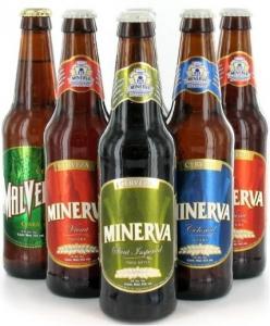 tipos de cerveza - cerveza mexicana - cerveceria Minerva