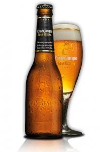 tipos de cerveza - cervezas españolas - Cruzcampo Gran Reserva 1904 - marcas de cervezas españolas