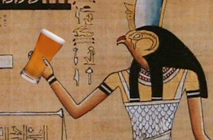 tipos de cerveza-historia de la cerveza- egipto