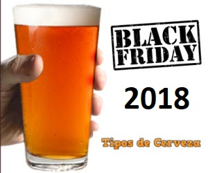 comprar cerveza black friday 2018